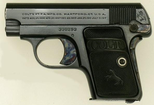 Colt_Model_1908_.25_auto