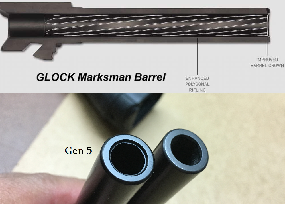 gen5 vs gen4 barrel